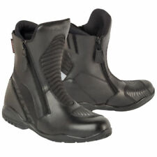 Akito Synthetic Leather All Motorcycle Boots