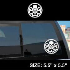 HYDRA decal sticker - Agents of SHIELD - Marvel Avengers