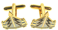 RECONNAISSANCE CORPS CLASSIC HAND MADE GOLD PLATED CUFFLINKS (R)