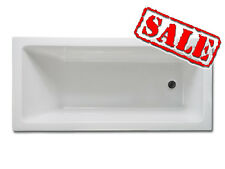 Bathroom Direct SQ 1675 Insert Drop In Bathtub Bath Tub
