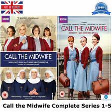 Call The Midwife Series 1 to 5 Plus Christmas Specials (region 2 DVD )