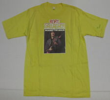 RORY GALLAGHER Against The Grain 1970's US VINTAGE Promo T-SHIRT