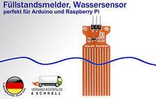 Füllstand Sensor - Wasser Hygrometer f. Arduino Raspberry DIY Aquarium Teich