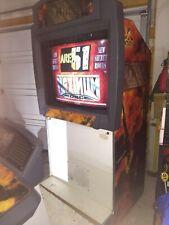 Maximum Force/Area 51 Arcade Game *Showcase Cabinet*