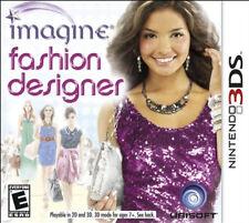 Imagine Fashion Designer 3DS New Nintendo 3DS, Nintendo 3DS