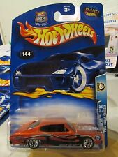 Hot Wheels 1967 Dodge Charger Wastelanders #144 Red