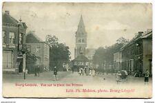 CPA - Carte postale-Belgique -Bourg-Léopold - Vue sur la Place des Princes -1906