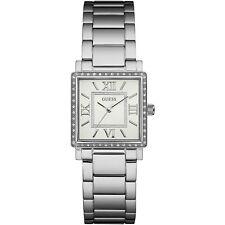 Orologio Guess Donna Highline W0827L1 Acciaio Zirconi Quadrato