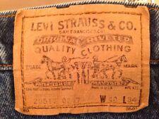 Vintage Levi's Orange Tab Men's 20517-0217 Jeans USA, 39x33.5