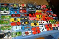 Huge Lot (68) Vintage Hot Wheels Matchbox Chevrolet Corvette Loose Die-Cast Cars