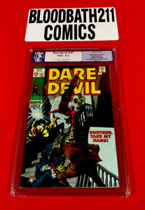 Daredevil #47 PGX Graded 9.2! 1st Appearance Of Willie Lincoln. Key Issue Comic!