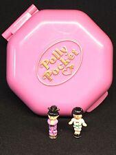 Polly Pocket Mini 💛 1990 - Polly Pocket Suki's Japanese Tea House (2910)