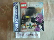 ELDORADODUJEU >>> LEGO BIONICLE Pour NINTENDO GAME BOY ADVANCE GBA VF COMPLET