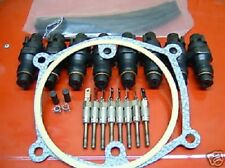 6.5L Diesel Tune-Up Kit, New Fuel Injectors, Glow plugs, Install Kit 92 - 05