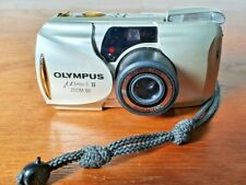 OLYMPUS [mju:] - II ZOOM 200 35mm compact camera point and shoot