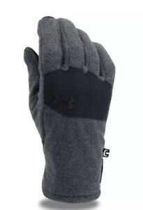 Under Armour SURVIVOR 2.0 COLDGEAR INFRARED FLEECE Gloves 1300833 003 Medium
