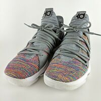 NIKE Multi Color 2017 Zoom Low Top Running Sneakers 897815-900 Size 12