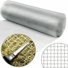 48'' x 50' Wire Fence Mesh Cage Roll Multifunction 19 Gauge Galvanized Wire