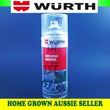 WURTH RUST-STOP QUATTRO 4 IN 1 PRIMER, WELD THROUGH, ADHESION, CORROSION