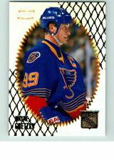 1996-97 PINNACLE SUMMIT METAL WAYNE GRETZKY Parallel Card # 67 NY Rangers Rare