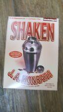 Jacqueline Jack Daniels Ser.: Shaken by J. A. Konrath (2011) CD audiobook