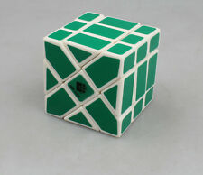 Cubetwist Fisher 3x3 magic cube Square King Fisher Speed Cube toy gift  Green
