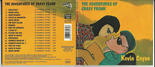 "KEVIN COYNE ""The Adventures of Crazy Frank"" Germany Digipack CD 1995"