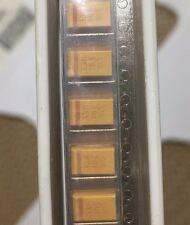 10PCS Tantalum Capacitor 33uF 33MF 16V TANT CAP SM SMD (Replacing for 10V 6.3V )