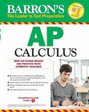 Barron'S Ap Calculus 13Th Edition Study Guide With 5 Tests