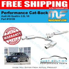 Magnaflow Touring SS Cat-Back for 2012-2015 Audi A6 Quattro 3.0L V6 19159