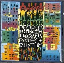 People's Instinctive Travels and the Paths of Rhythm by A Tribe Called Quest (CD, Aug-1999, Jive (USA))
