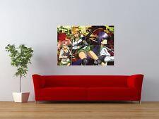 Secundaria de The Dead Manga Anime Gigante impresión arte cartel del panel nor0086