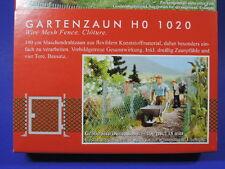 Busch 1020 Gartenzaun HO