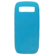 OEM NEW Turquoise Silicon Gel Skin Case Cover Blackberry 9100 Pearl 3G GENUINE