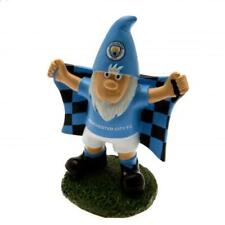 MANCHESTER CITY FC GARDEN GNOME - OFFICIAL FOOTBALL GIFT