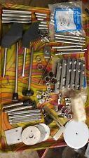 Solus Valu Guide Conveyor System Parts Lot vg-020-jrs, 113-06, 015, 629-12