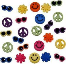 Jesse James - Dress It Up - Tiny Retro 1781 Tiny Sunglasses Peace SEWING CRAFTS