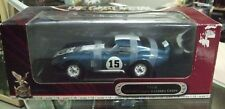 1965 Cobra Daytona Coupe #15 Blue with White Stripe 1:18 scale by Road Signature