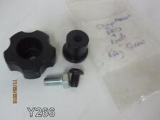 Clamp Mount Dog, Knob for Festool MFT Table + Kreg Adapter Screw