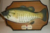 BIG MOUTH BILLY BASS 1999 GEMMY INDUSTRIES - NOT WORKING
