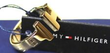 """Tommy Hilfiger Ring """"Classic Signature"""" Stahl Gold Nr. 2700863 Gr. 52"""