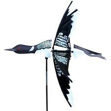 Canard, oiseau Eolienne, moulin à vent, girouette, JARDIN Wind spinner Windrad