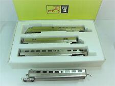 3rd Rail Brass O-Scale 2-Rail CB&Q Mark Twain Zephyr Articulated Passenger Train