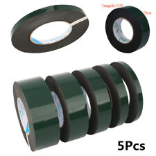 5PCS 10M Strong Waterproof Adhesive Double Sided Acrylic Foam Tape For Car Badge