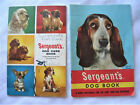 Two Vintage 1960s Sergeant's Dog Care Books, Basset Hound Cover