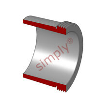 WS81124 Shaft Washer Series WS 120x155x7mm