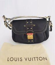 Louis Vuitton Suhali Le Confident Black Bag