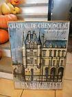 """ Poster Original Bernard Buffet 1993 Castle Of Chenonceau """