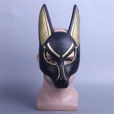 Egypt Ägypten ägyptische Anubis Mask Cosplay costume Maske Helmet Helm Kostüme