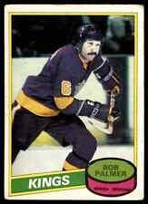 1980-81 O-Pee-Chee Rob Palmer #104